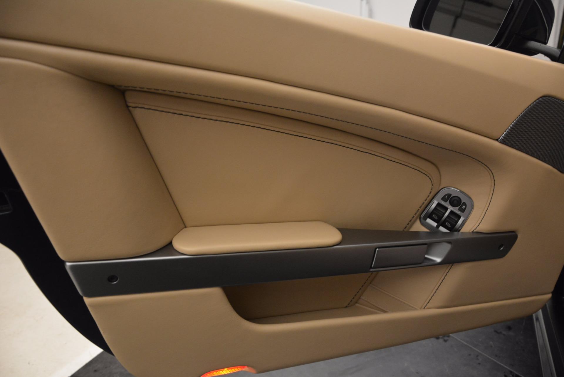 Used 2014 Aston Martin V8 Vantage Roadster For Sale In Westport, CT 1623_p22