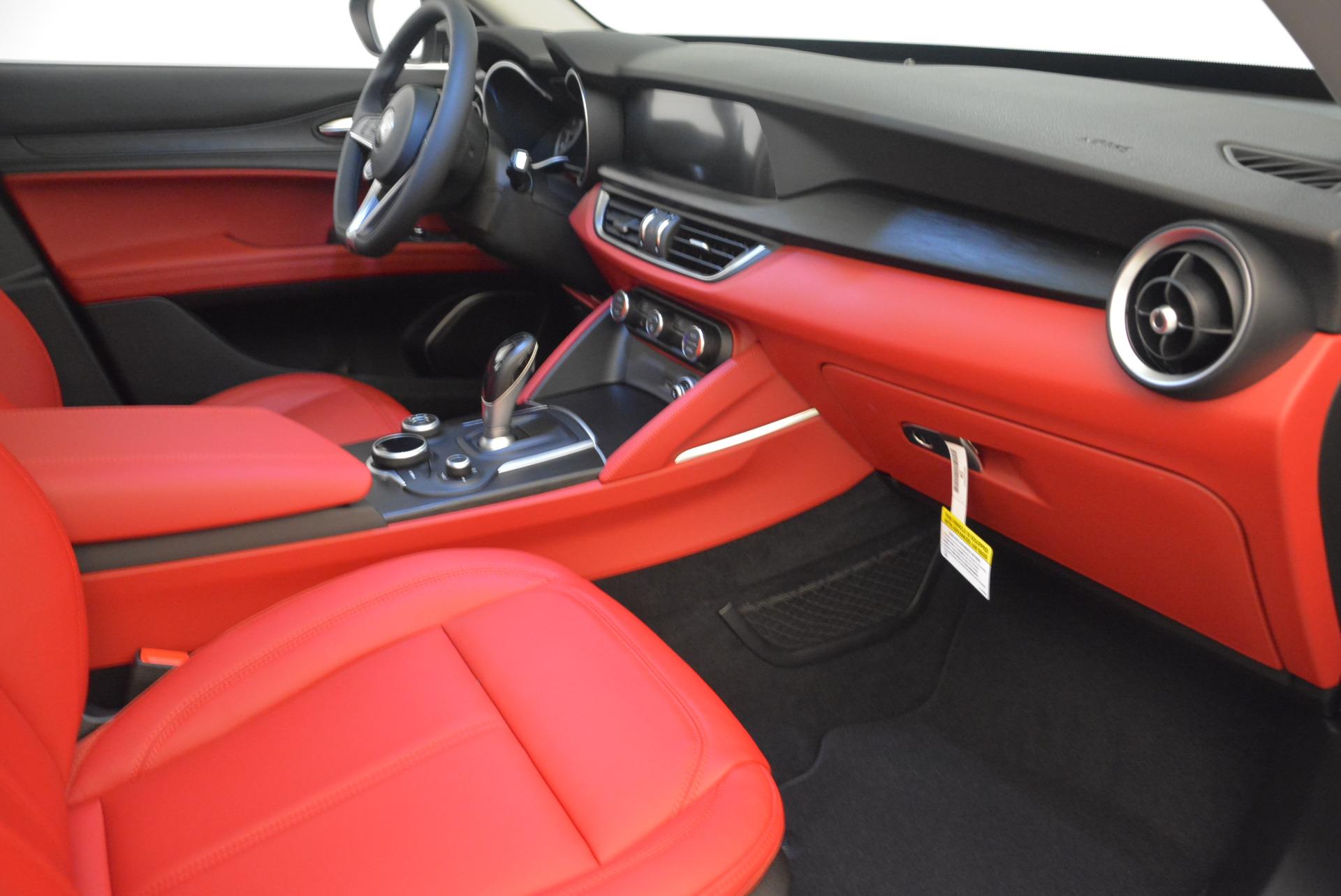 New 2018 Alfa Romeo Stelvio Q4 For Sale In Westport, CT 1624_p19