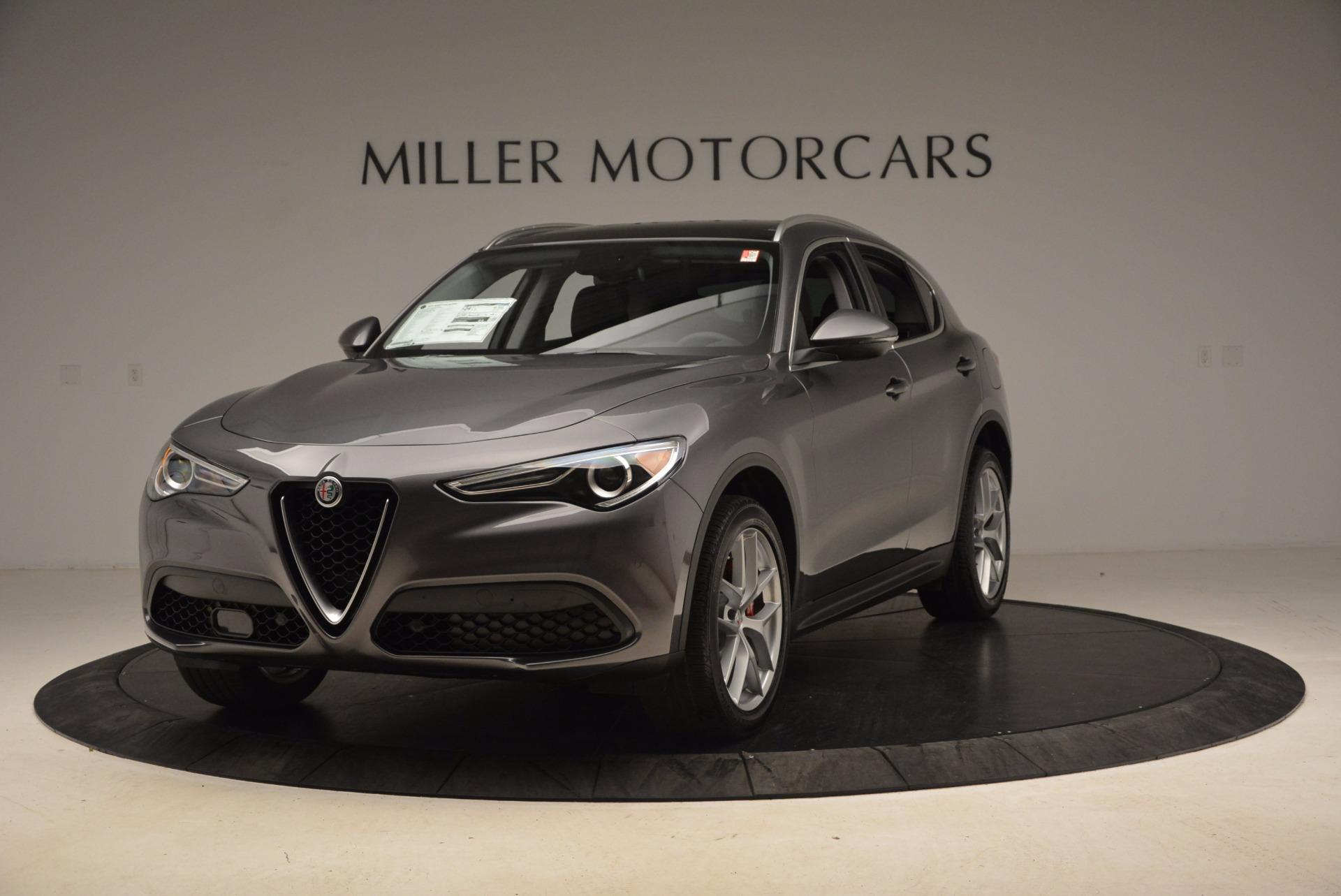 New 2018 Alfa Romeo Stelvio Q4 For Sale In Westport, CT 1625_main