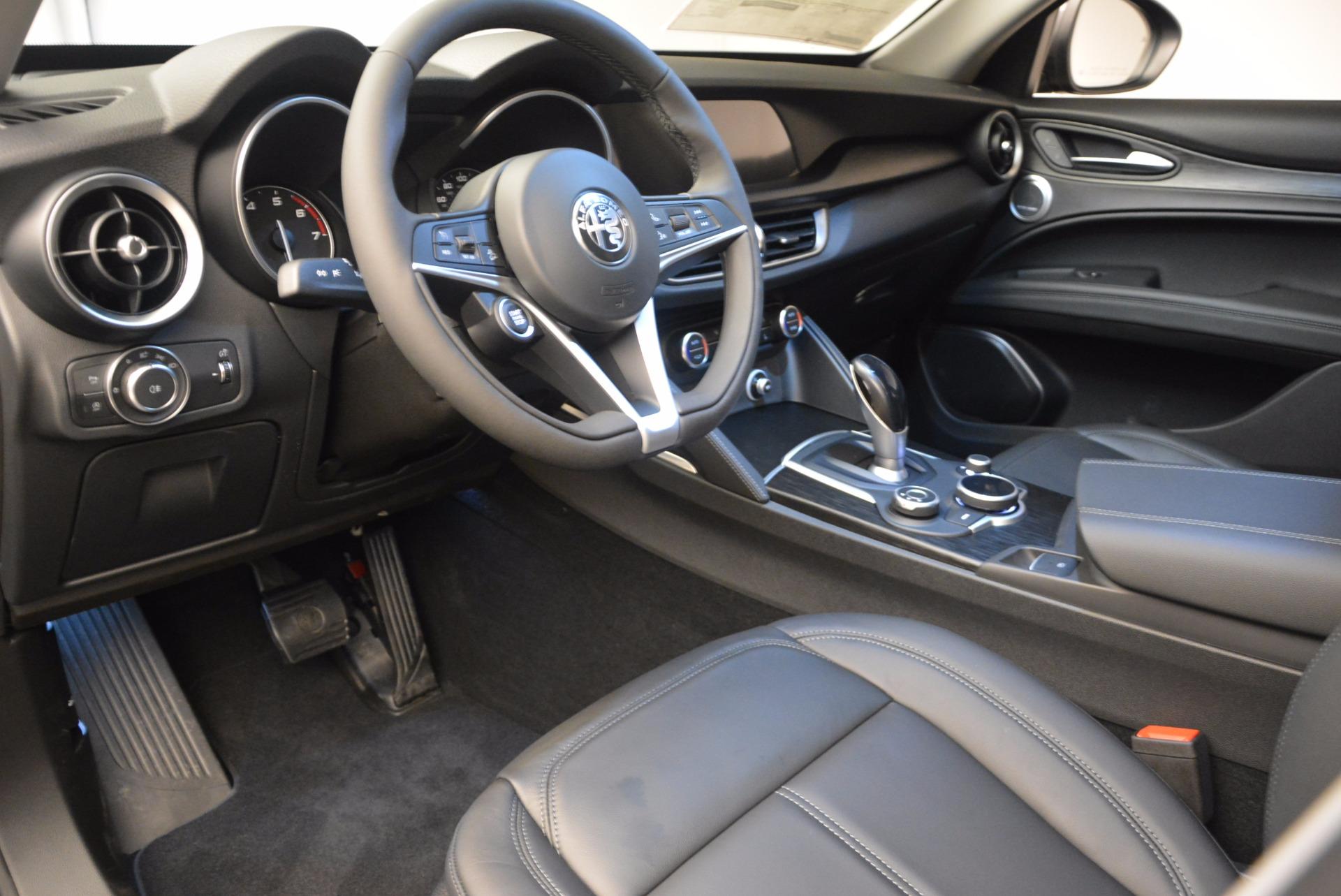New 2018 Alfa Romeo Stelvio Q4 For Sale In Westport, CT 1625_p13