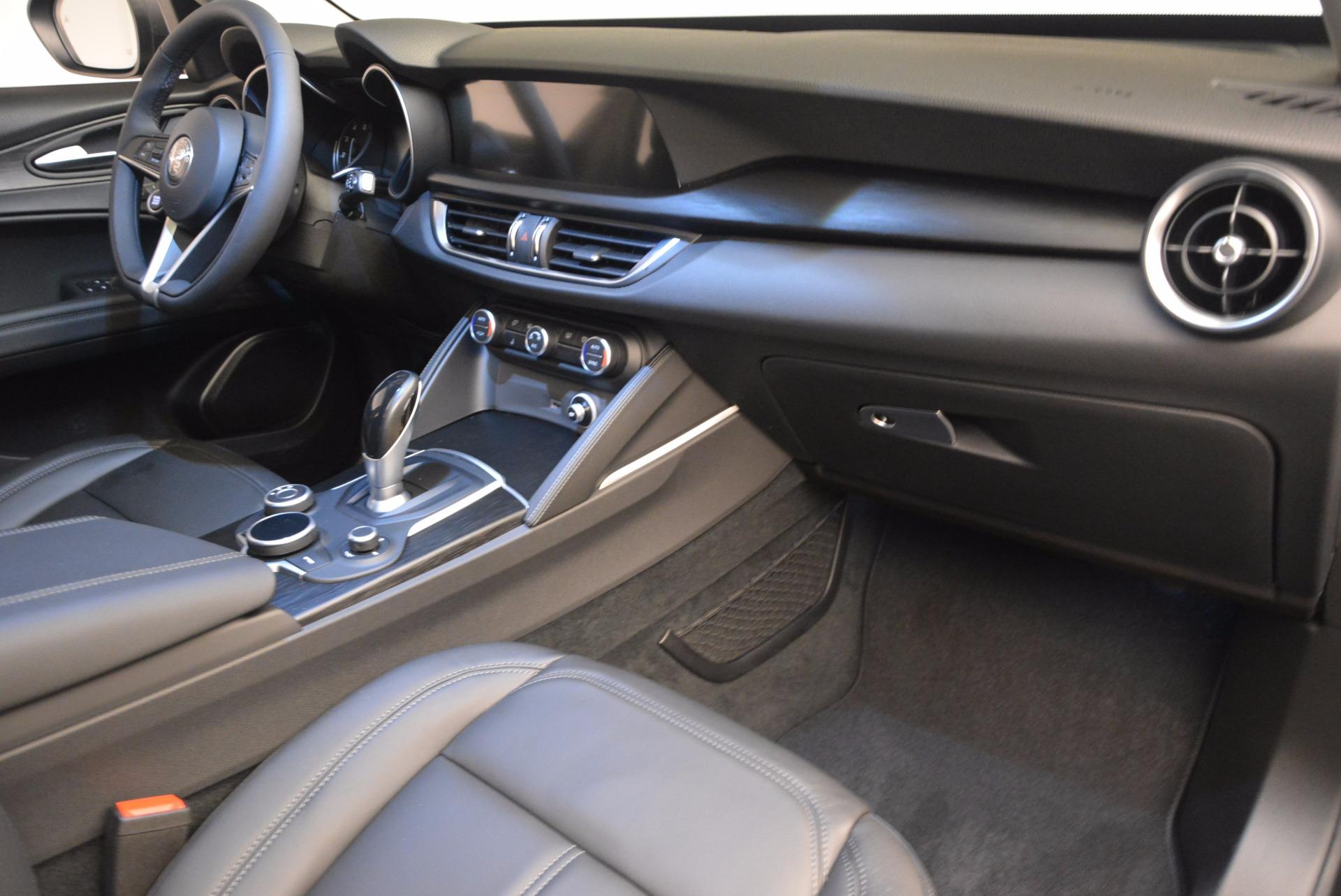New 2018 Alfa Romeo Stelvio Q4 For Sale In Westport, CT 1625_p19