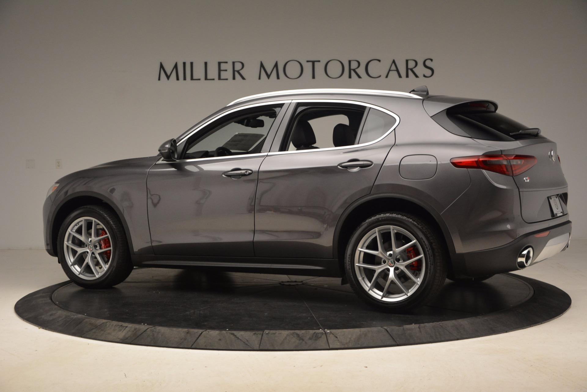 New 2018 Alfa Romeo Stelvio Q4 For Sale In Westport, CT 1625_p4