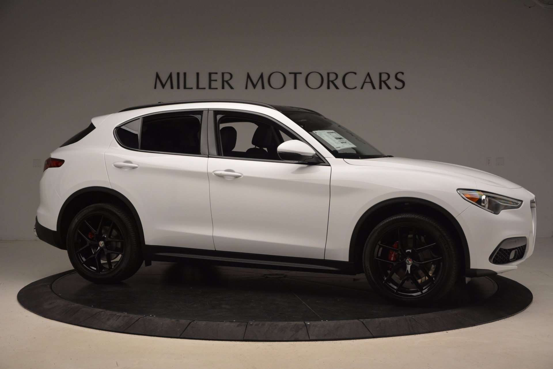 New 2018 Alfa Romeo Stelvio Sport Q4 For Sale In Westport, CT 1627_p10