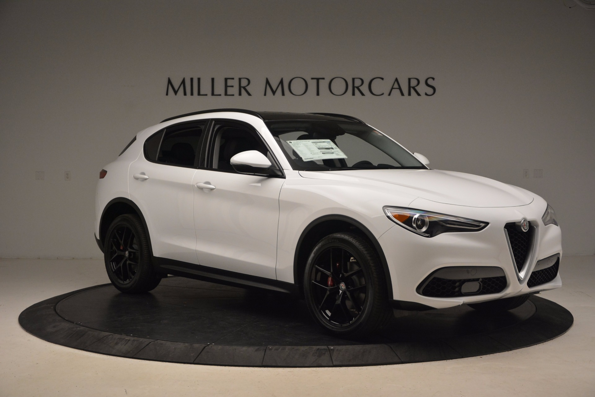 New 2018 Alfa Romeo Stelvio Sport Q4 For Sale In Westport, CT 1627_p11