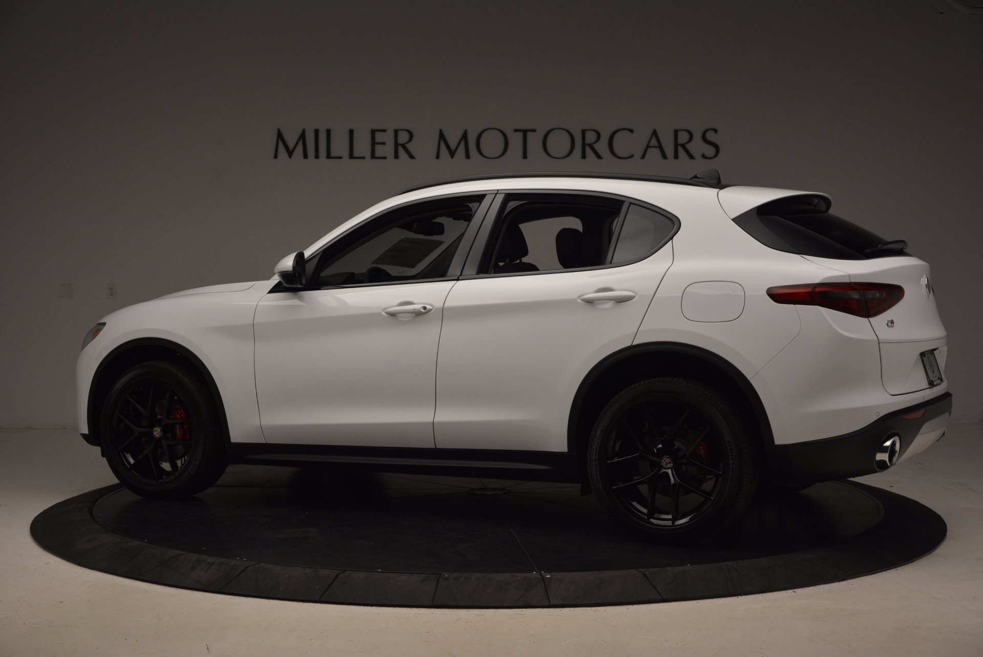 New 2018 Alfa Romeo Stelvio Sport Q4 For Sale In Westport, CT 1627_p4