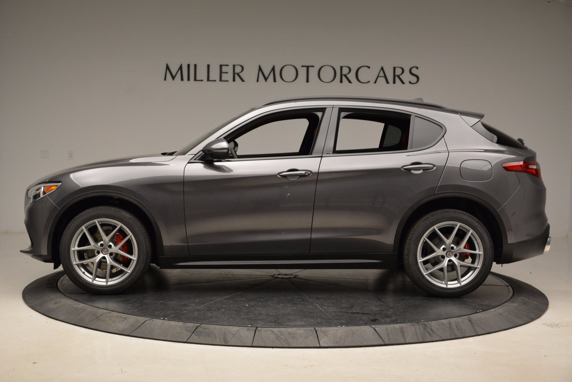 New 2018 Alfa Romeo Stelvio Ti Sport Q4 For Sale In Westport, CT 1629_p3