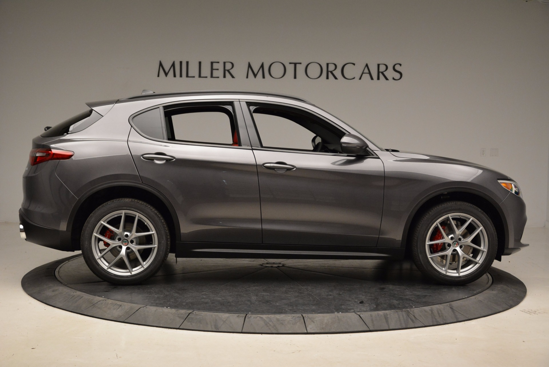 New 2018 Alfa Romeo Stelvio Ti Sport Q4 For Sale In Westport, CT 1629_p9