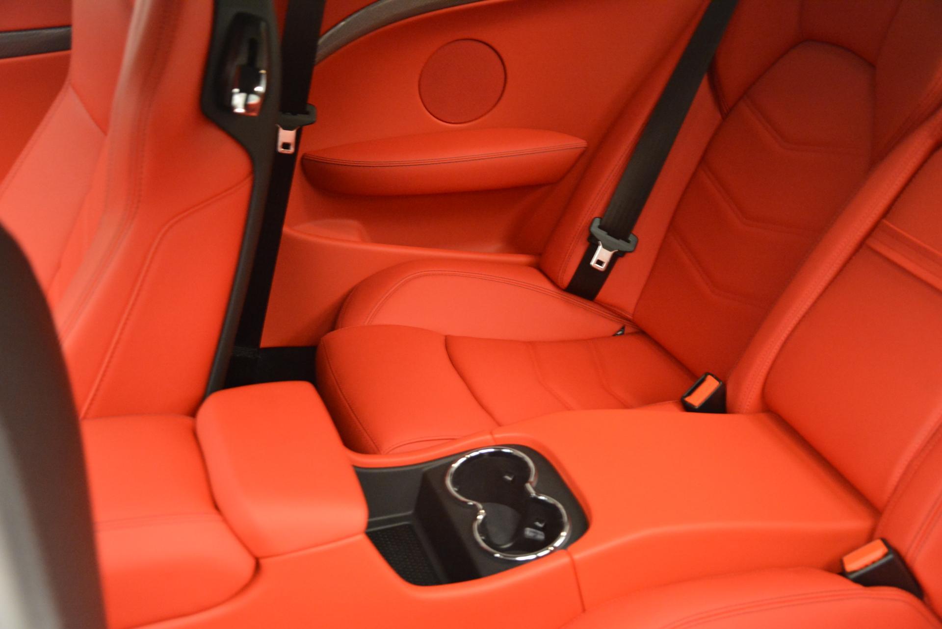 New 2016 Maserati GranTurismo Sport For Sale In Westport, CT 163_p20