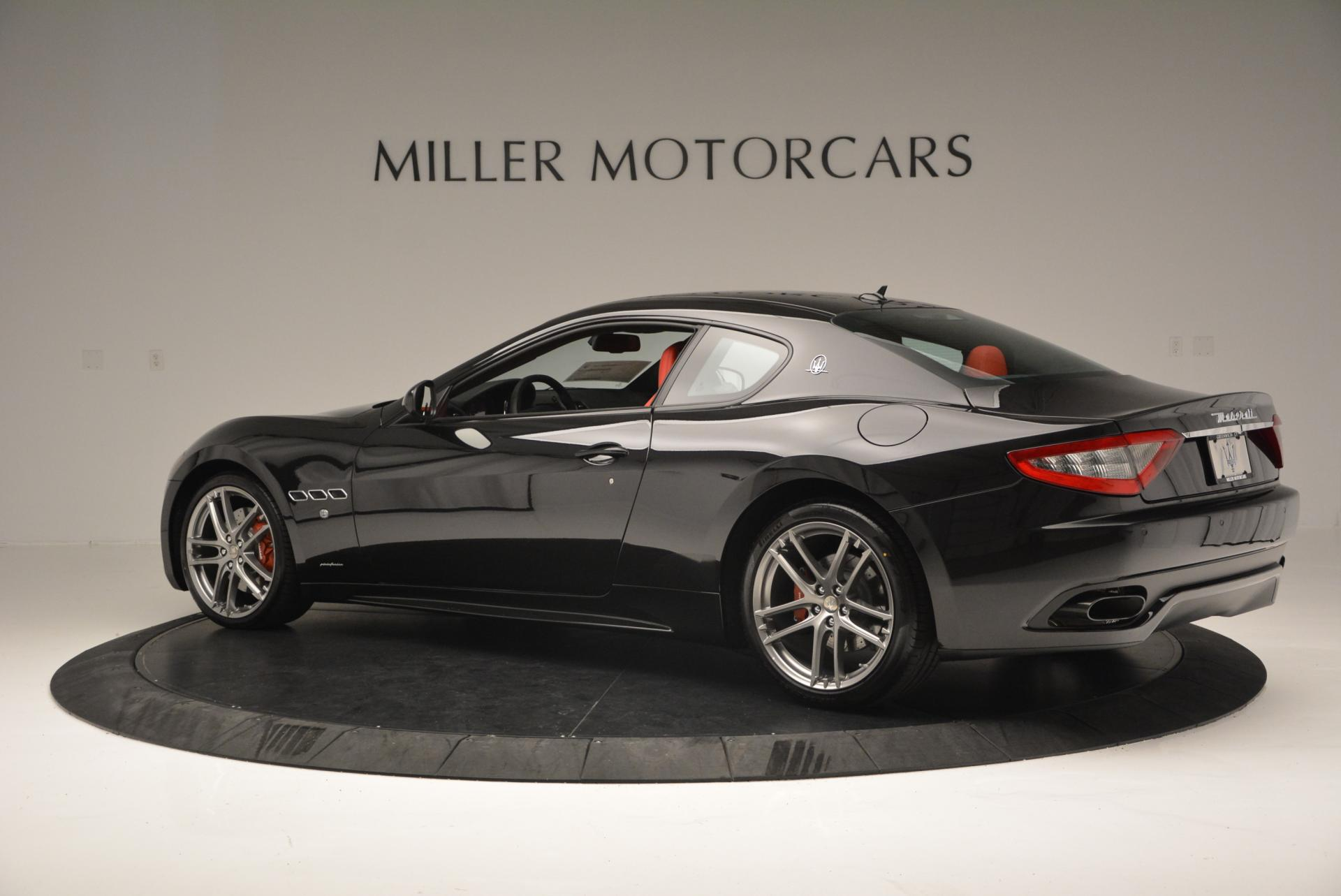 New 2016 Maserati GranTurismo Sport For Sale In Westport, CT 163_p4