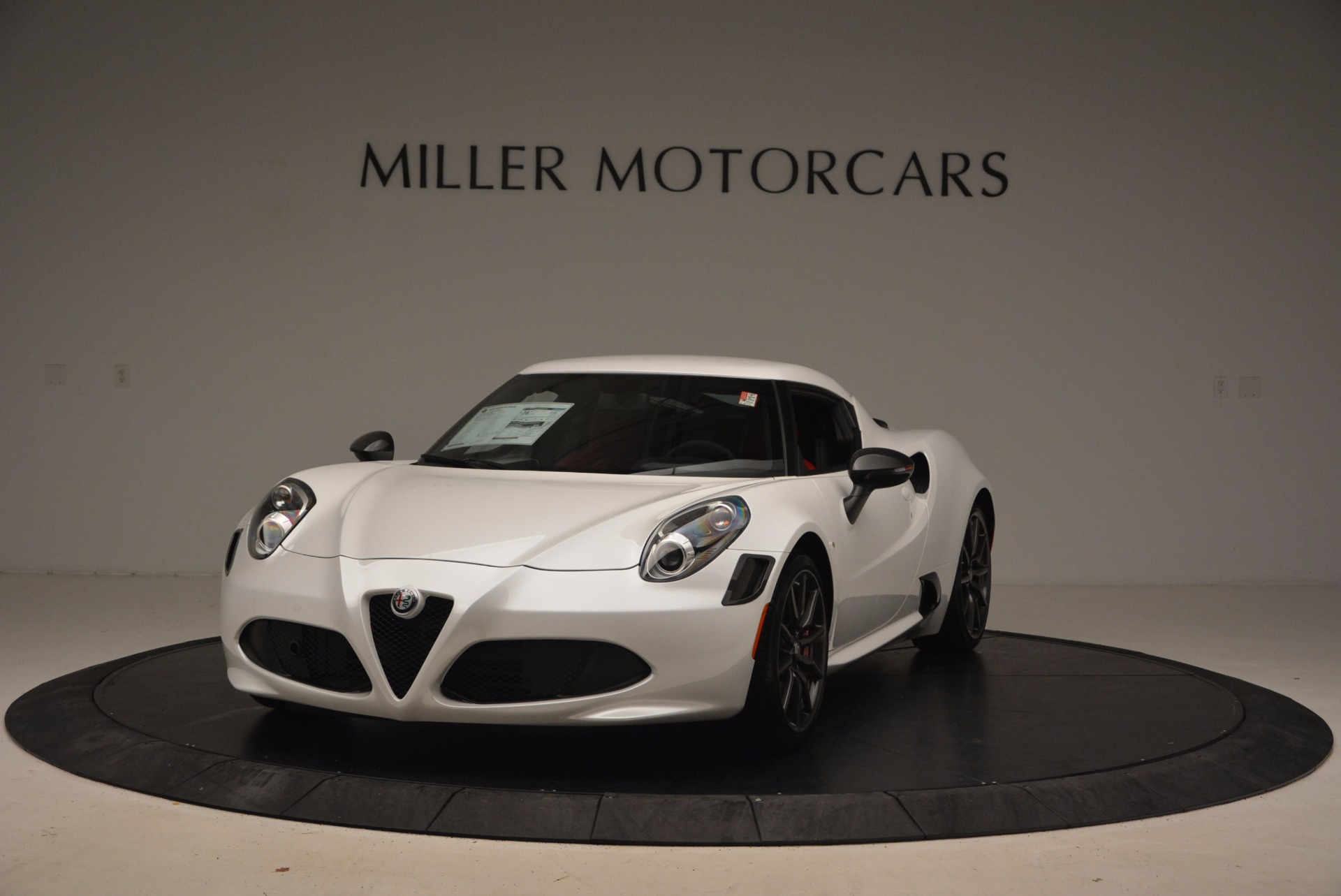 New 2018 Alfa Romeo 4C Coupe For Sale In Westport, CT