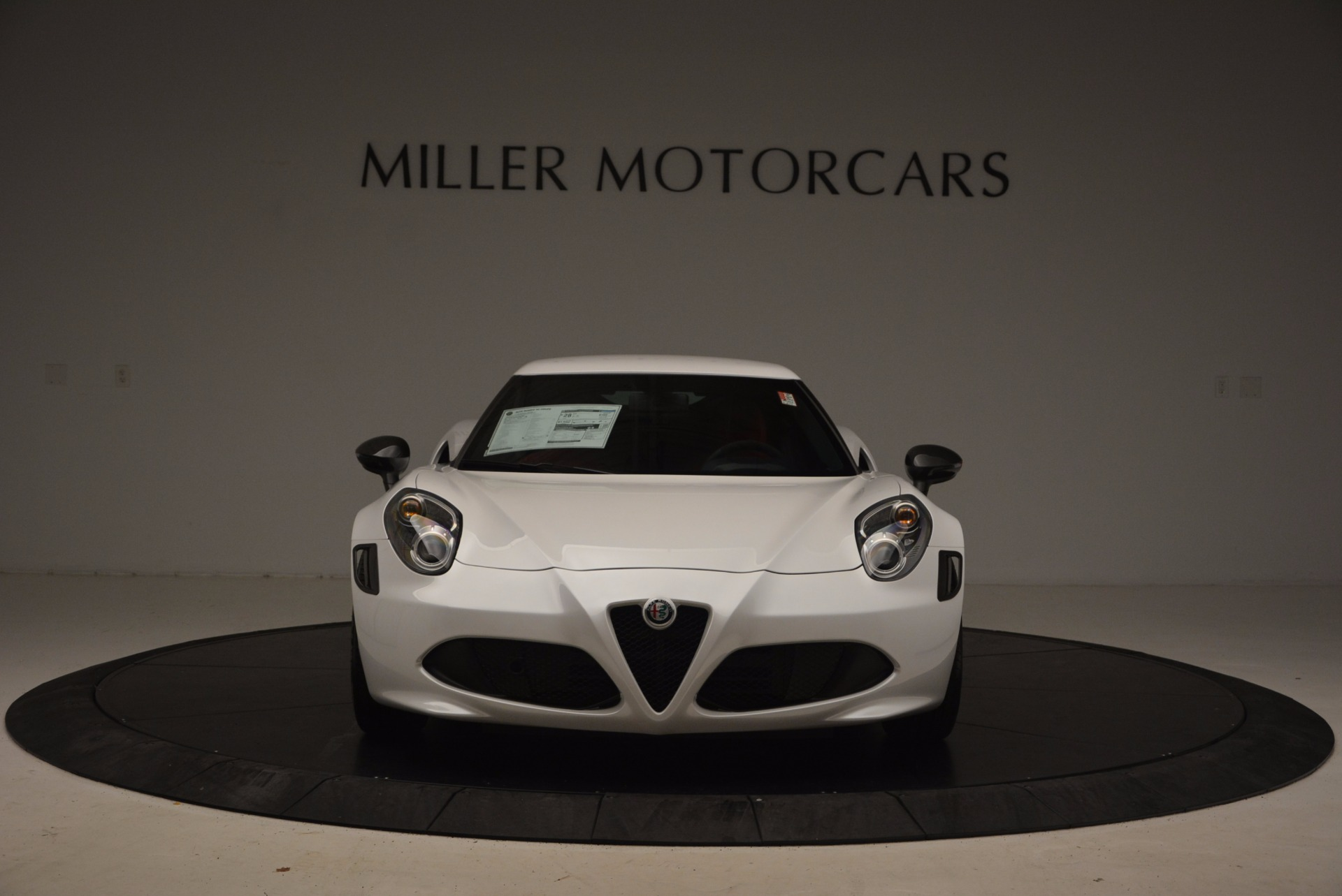 New 2018 Alfa Romeo 4C Coupe For Sale In Westport, CT 1633_p12