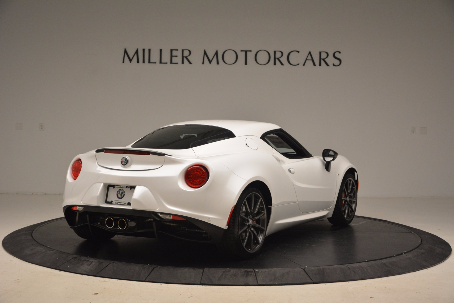 New 2018 Alfa Romeo 4C Coupe For Sale In Westport, CT 1633_p7