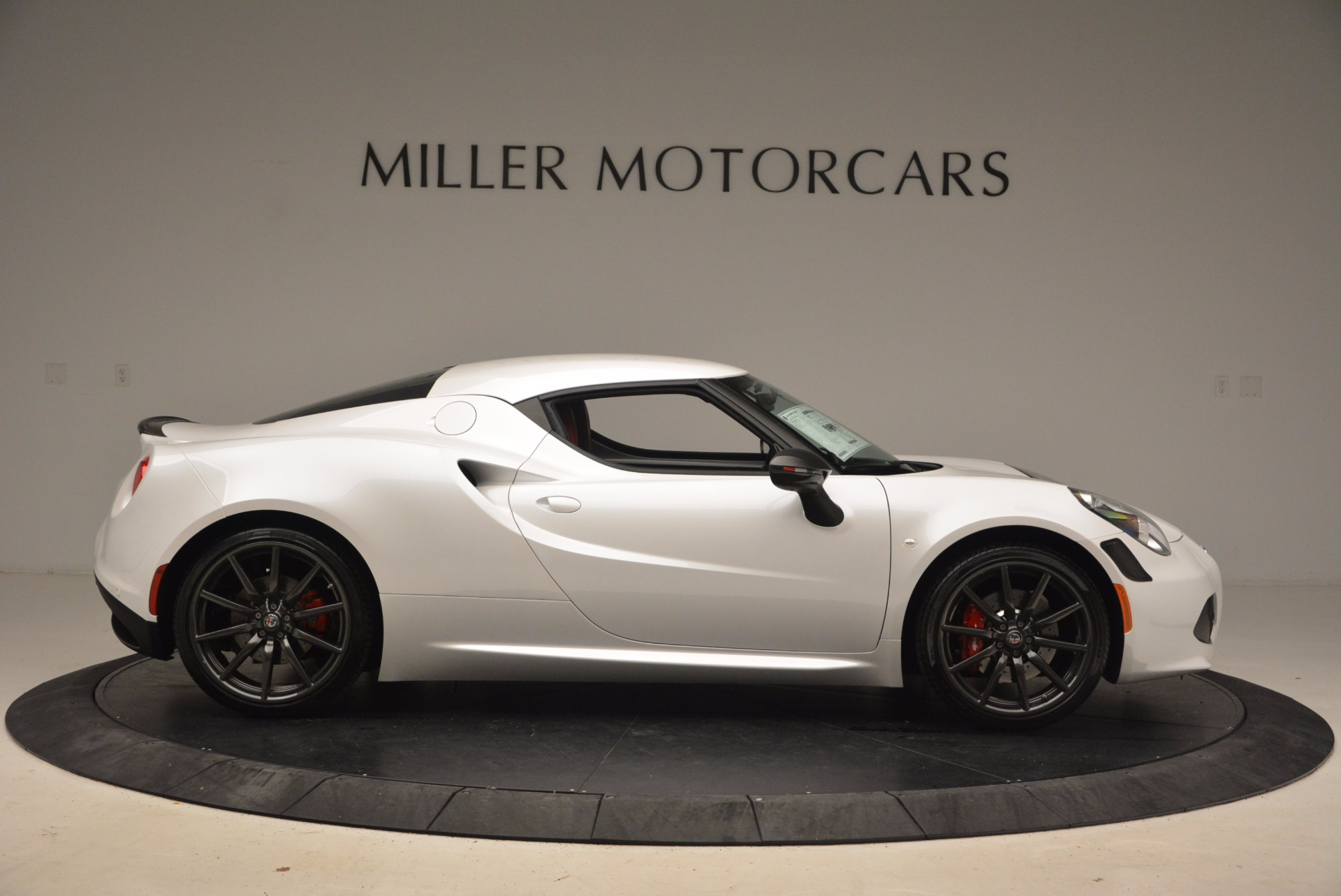 New 2018 Alfa Romeo 4C Coupe For Sale In Westport, CT 1633_p9