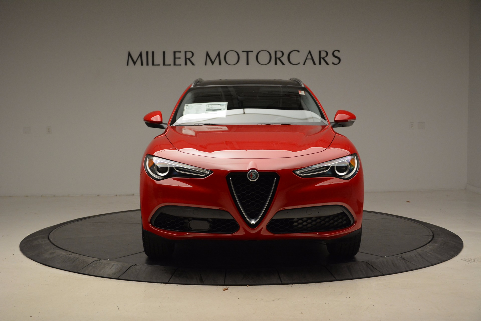 New 2018 Alfa Romeo Stelvio Q4 For Sale In Westport, CT 1634_p12