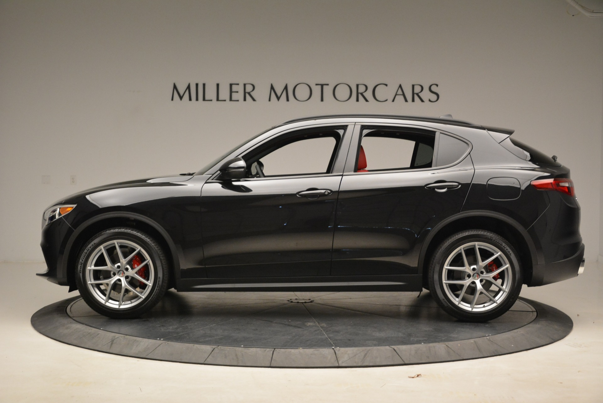 New 2018 Alfa Romeo Stelvio Sport Q4 For Sale In Westport, CT 1635_p3