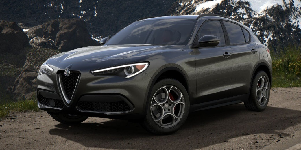 New 2018 Alfa Romeo Stelvio Sport Q4 For Sale In Westport, CT 1636_main