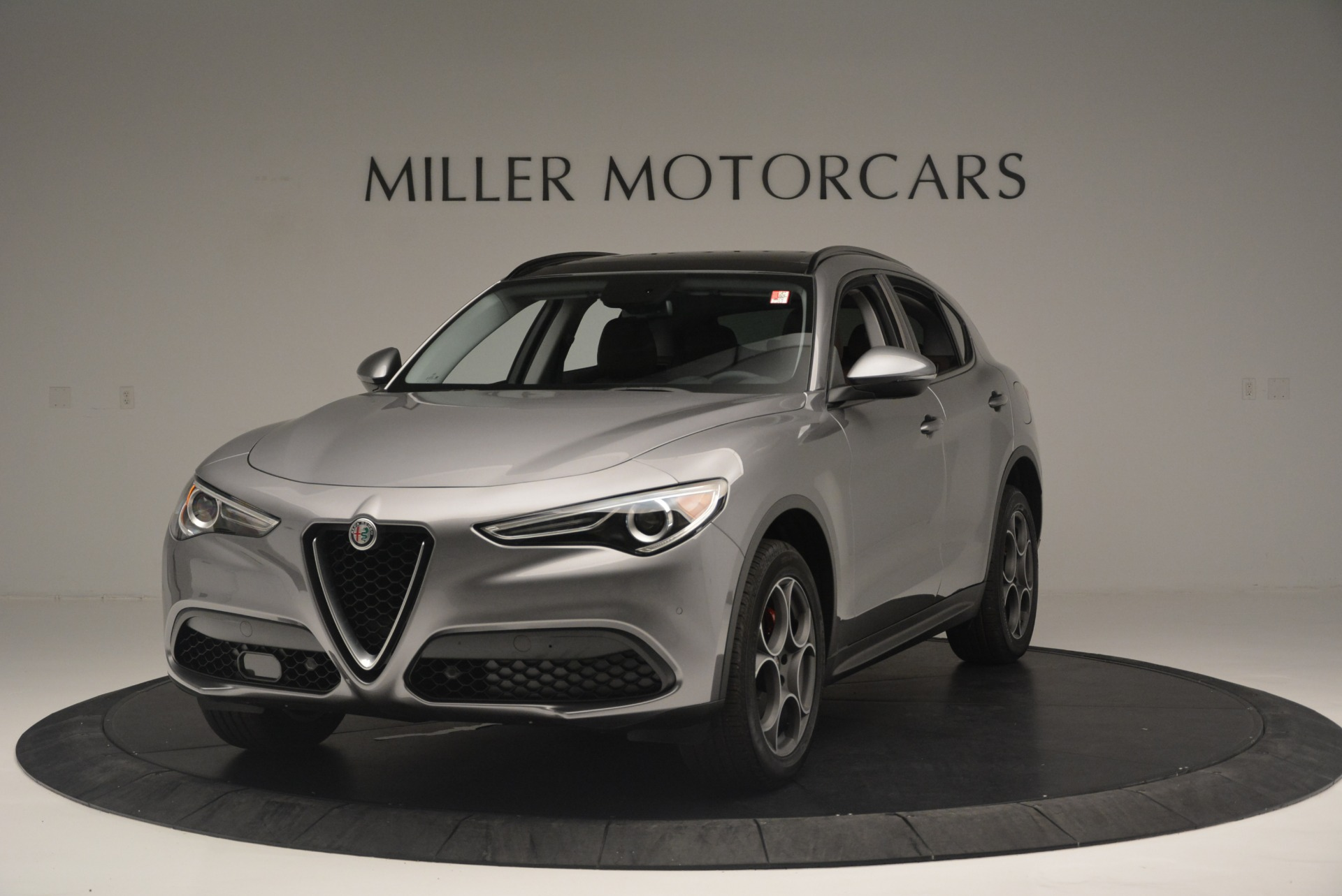 2018 Alfa Romeo Stelvio Sport Q4 Stock L247 for sale near Westport