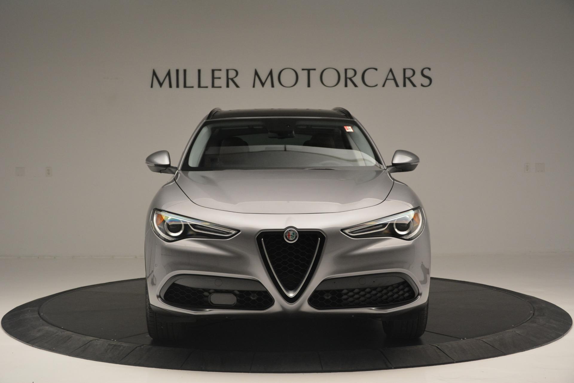 New 2018 Alfa Romeo Stelvio Sport Q4 For Sale In Westport, CT 1638_p12