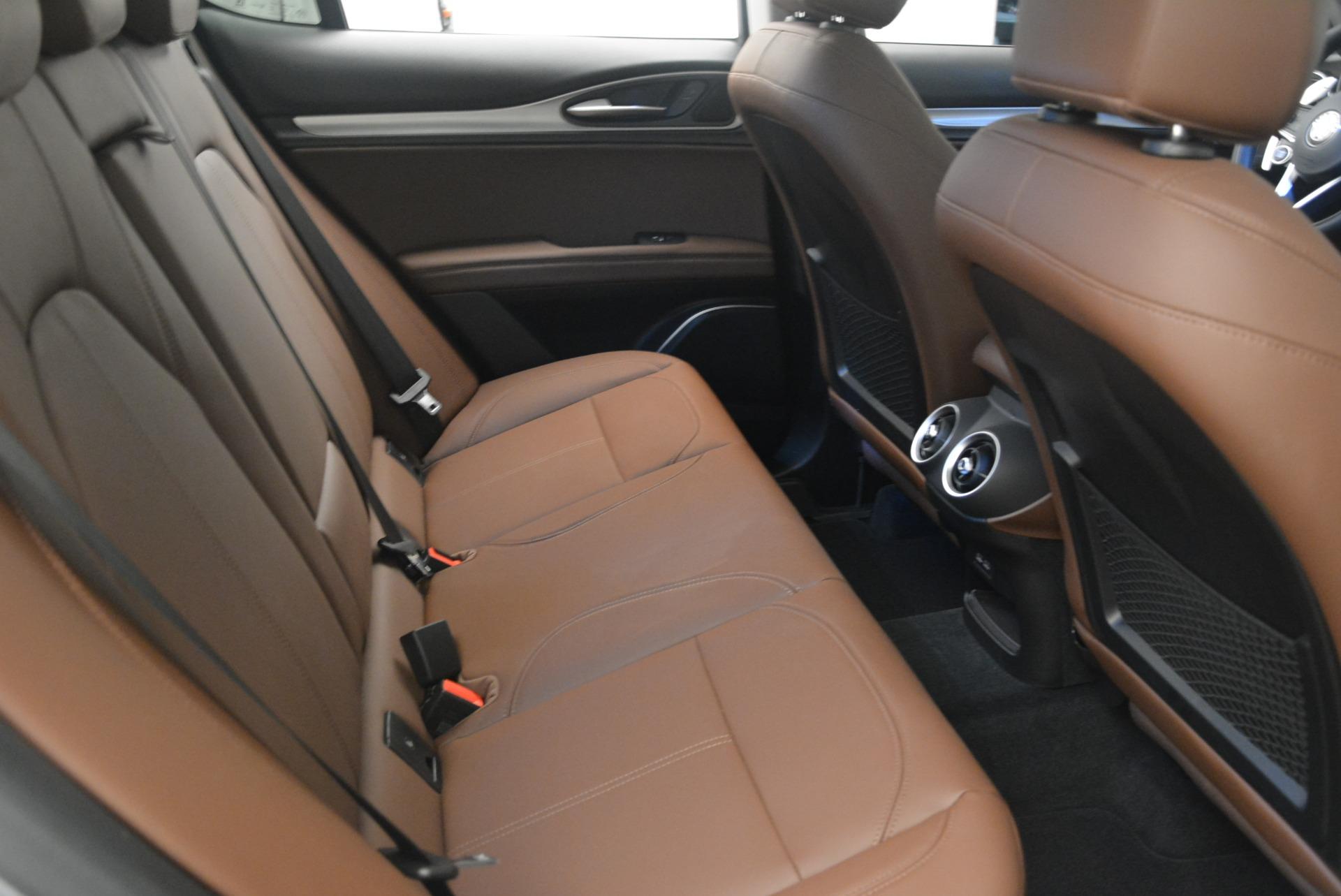 New 2018 Alfa Romeo Stelvio Sport Q4 For Sale In Westport, CT 1638_p20