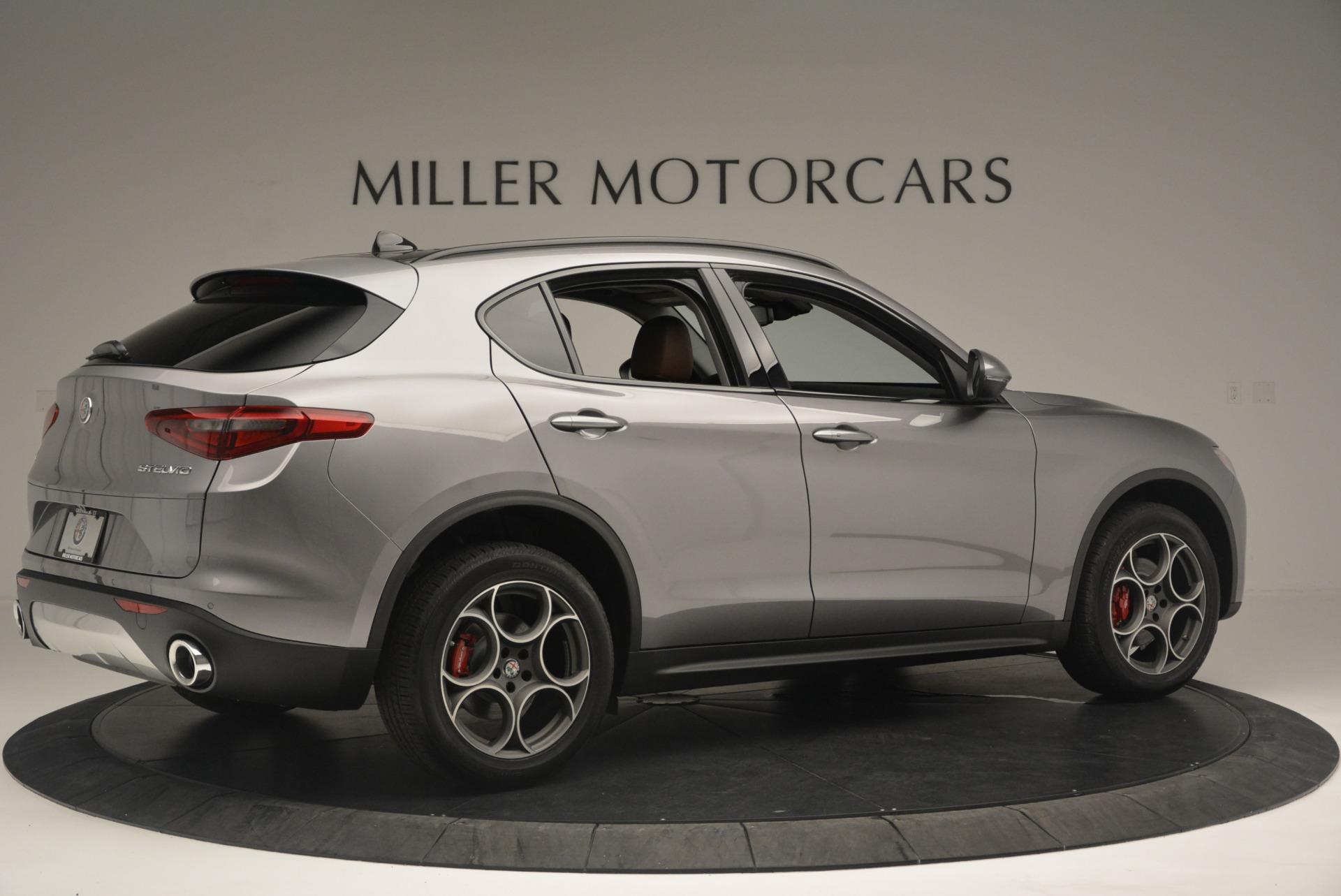 New 2018 Alfa Romeo Stelvio Sport Q4 For Sale In Westport, CT 1638_p7