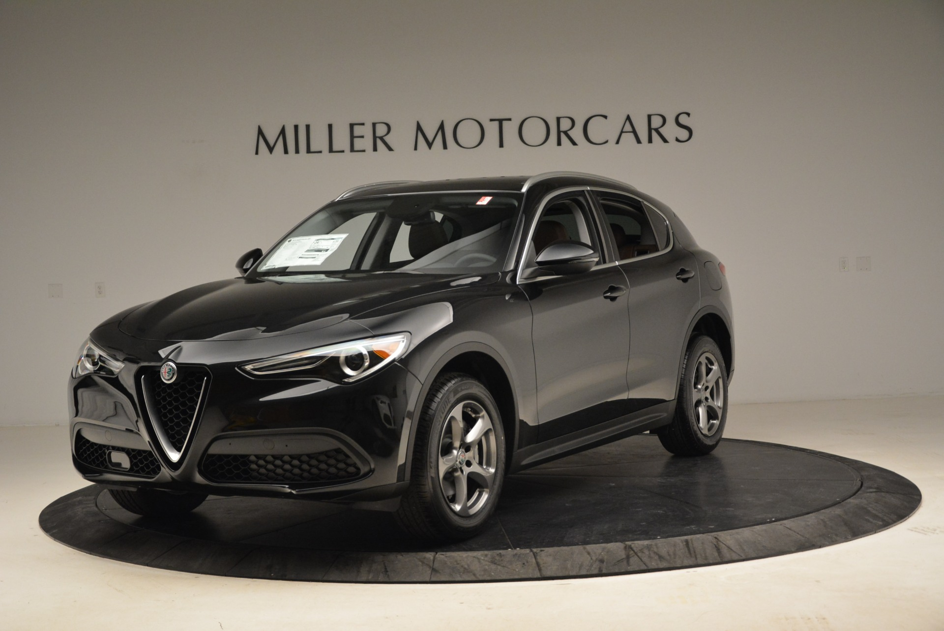 New 2018 Alfa Romeo Stelvio Q4 For Sale In Westport, CT 1639_main