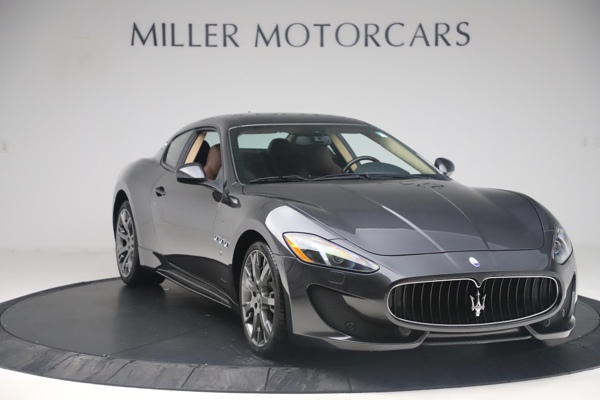 New 2016 Maserati GranTurismo Sport For Sale In Westport, CT 164_p11