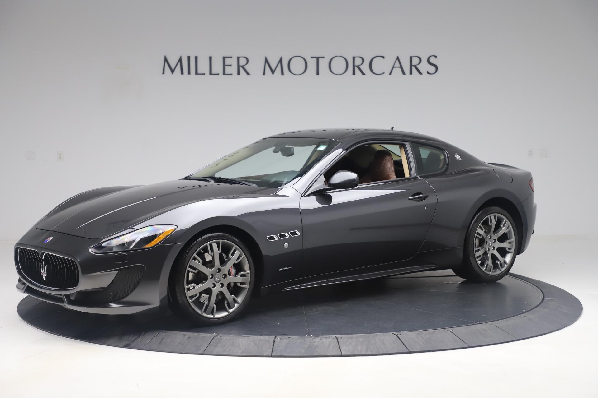 New 2016 Maserati GranTurismo Sport For Sale In Westport, CT 164_p2