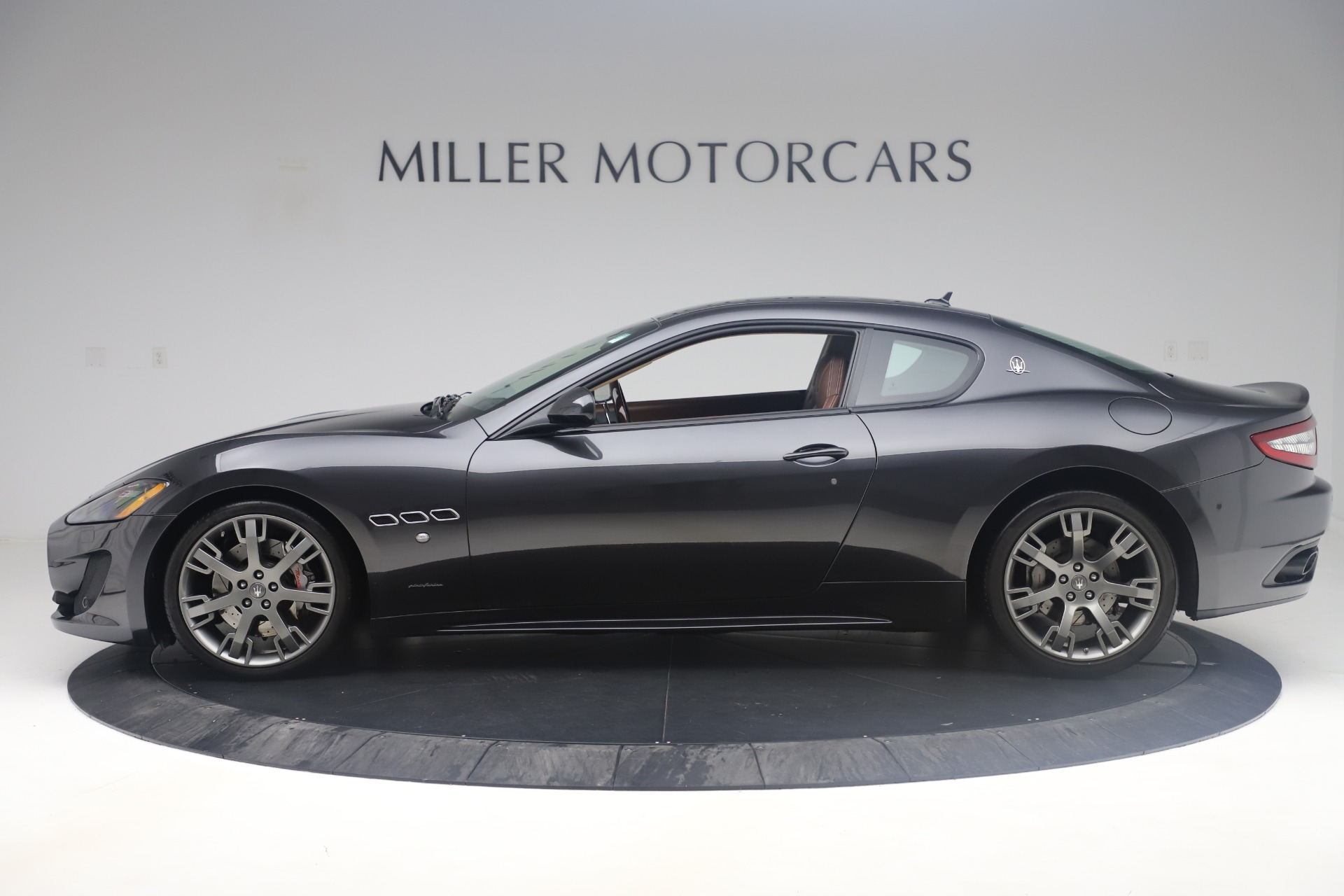 New 2016 Maserati GranTurismo Sport For Sale In Westport, CT 164_p3