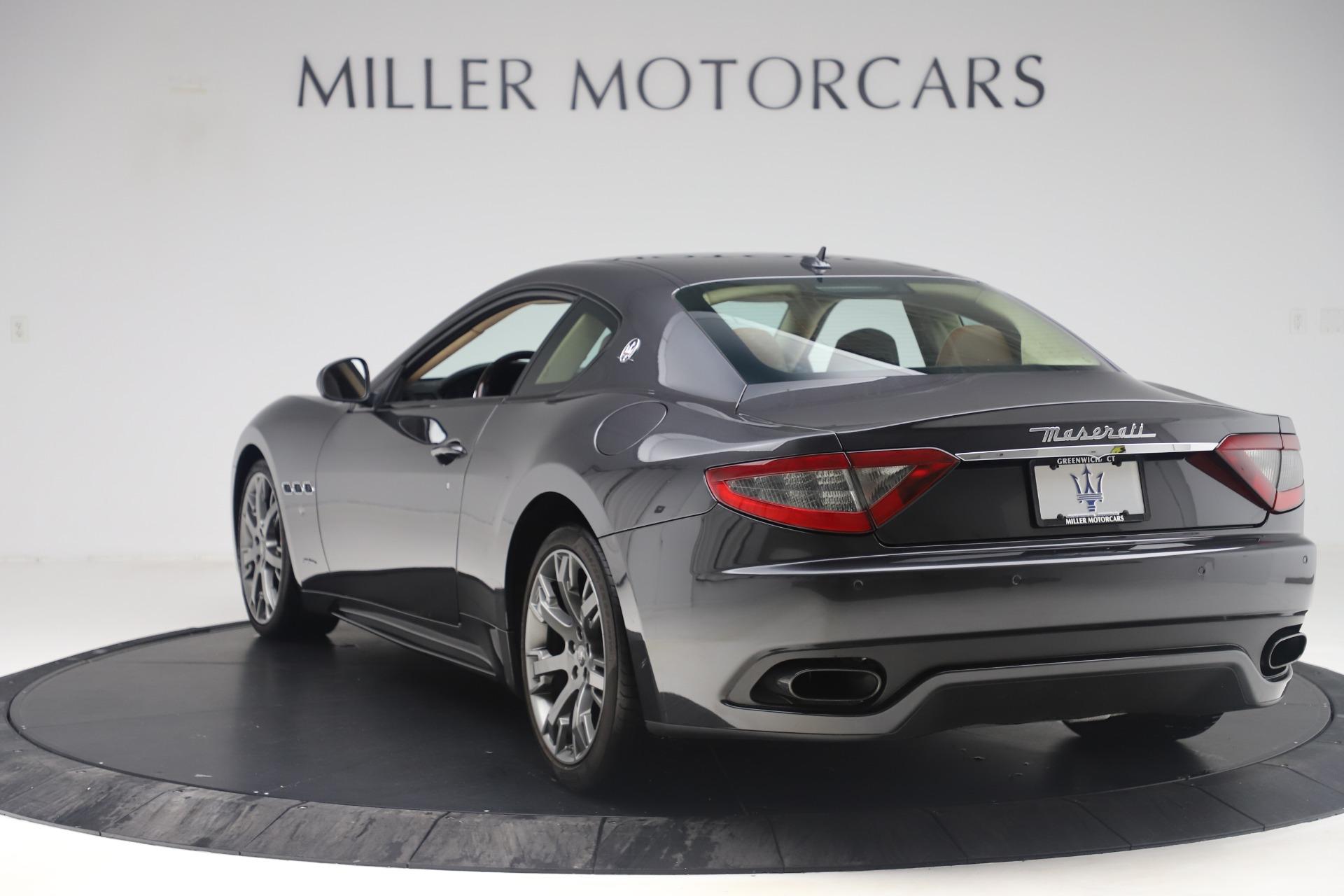 New 2016 Maserati GranTurismo Sport For Sale In Westport, CT 164_p5