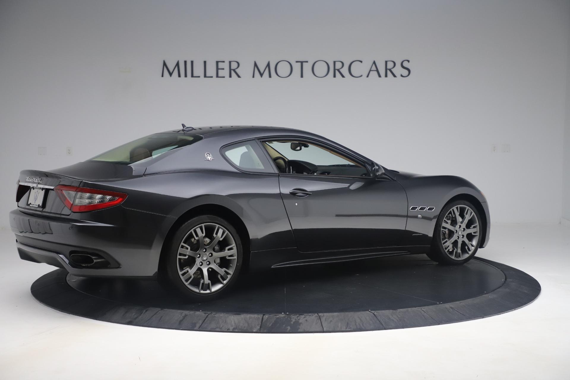 New 2016 Maserati GranTurismo Sport For Sale In Westport, CT 164_p8