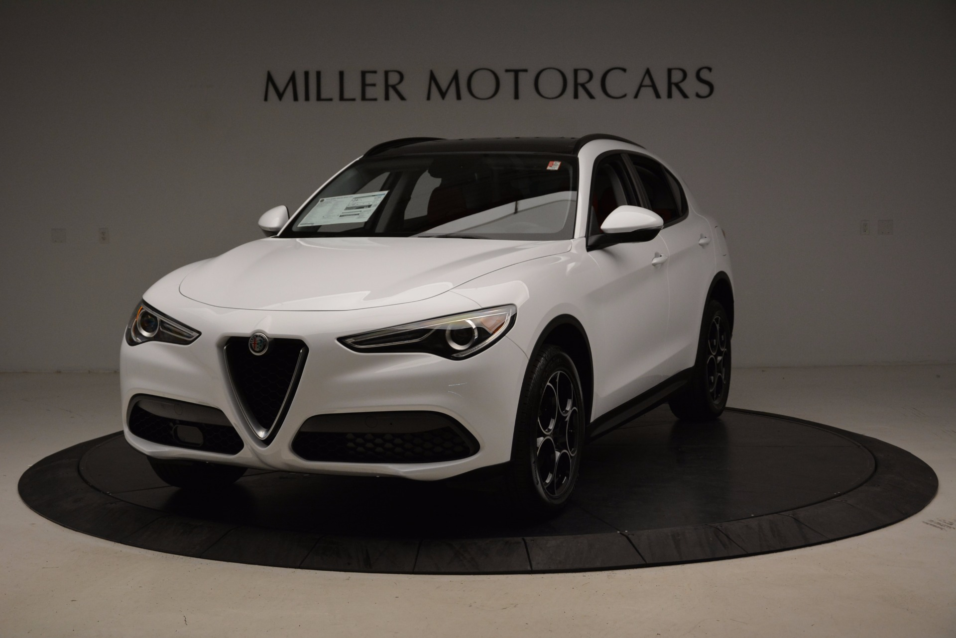 new 2018 alfa romeo stelvio sport q4 westport ct. Black Bedroom Furniture Sets. Home Design Ideas