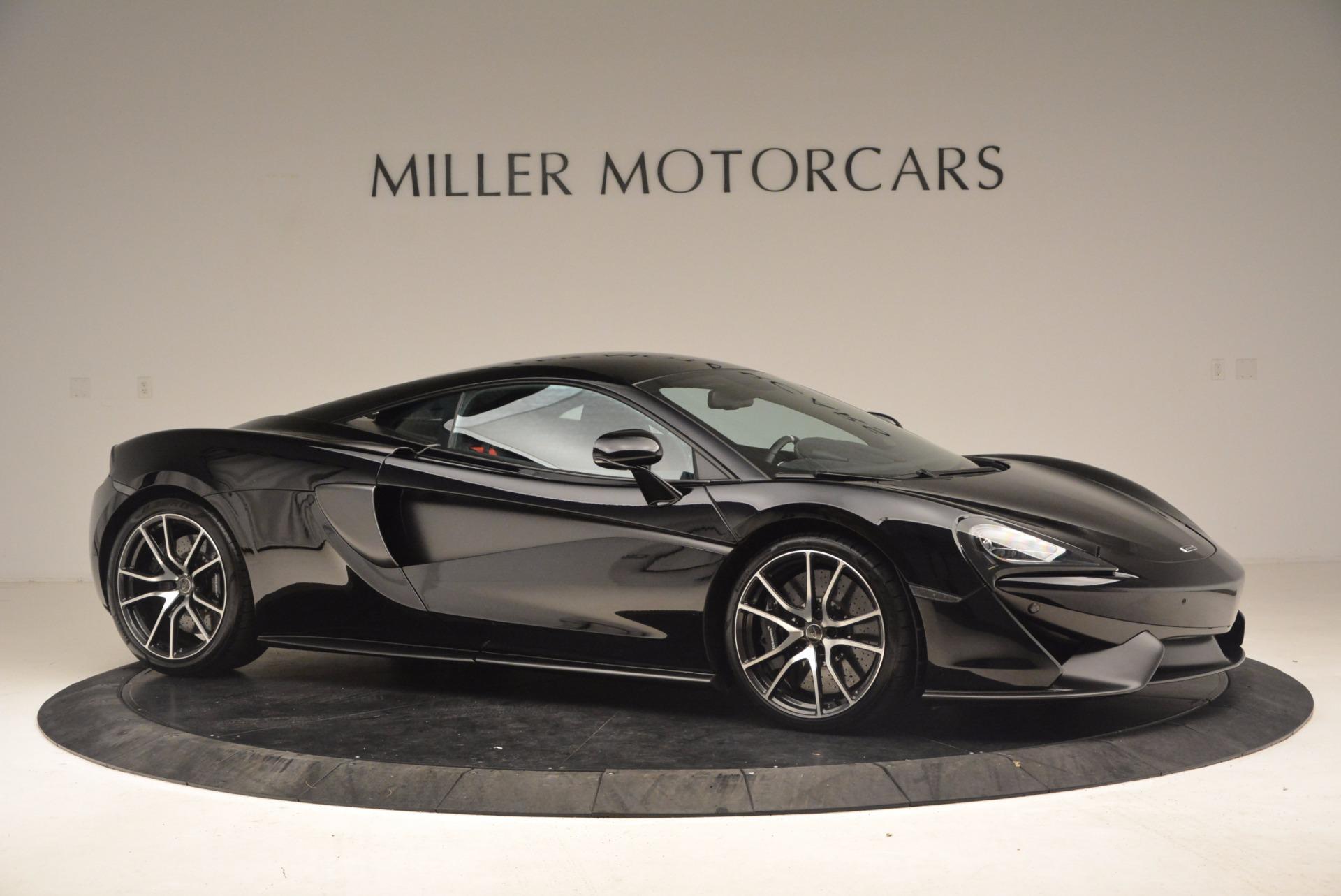 Used 2016 McLaren 570S  For Sale In Westport, CT 1645_p10