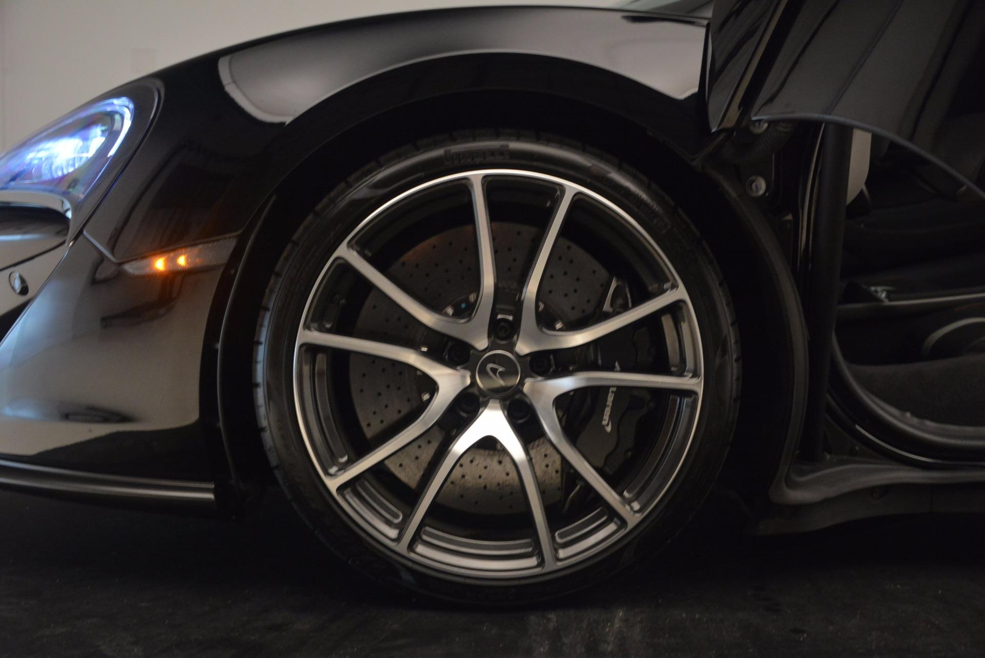 Used 2016 McLaren 570S  For Sale In Westport, CT 1645_p14