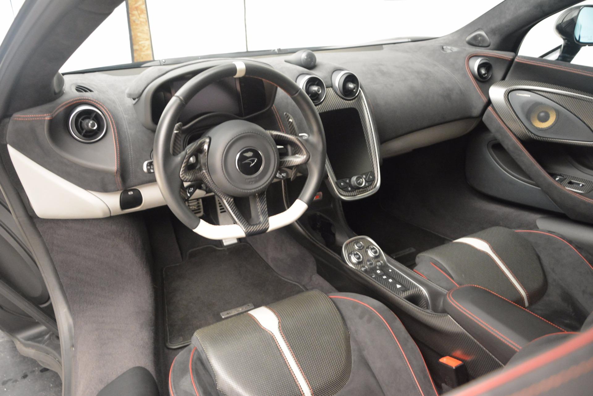 Used 2016 McLaren 570S  For Sale In Westport, CT 1645_p17