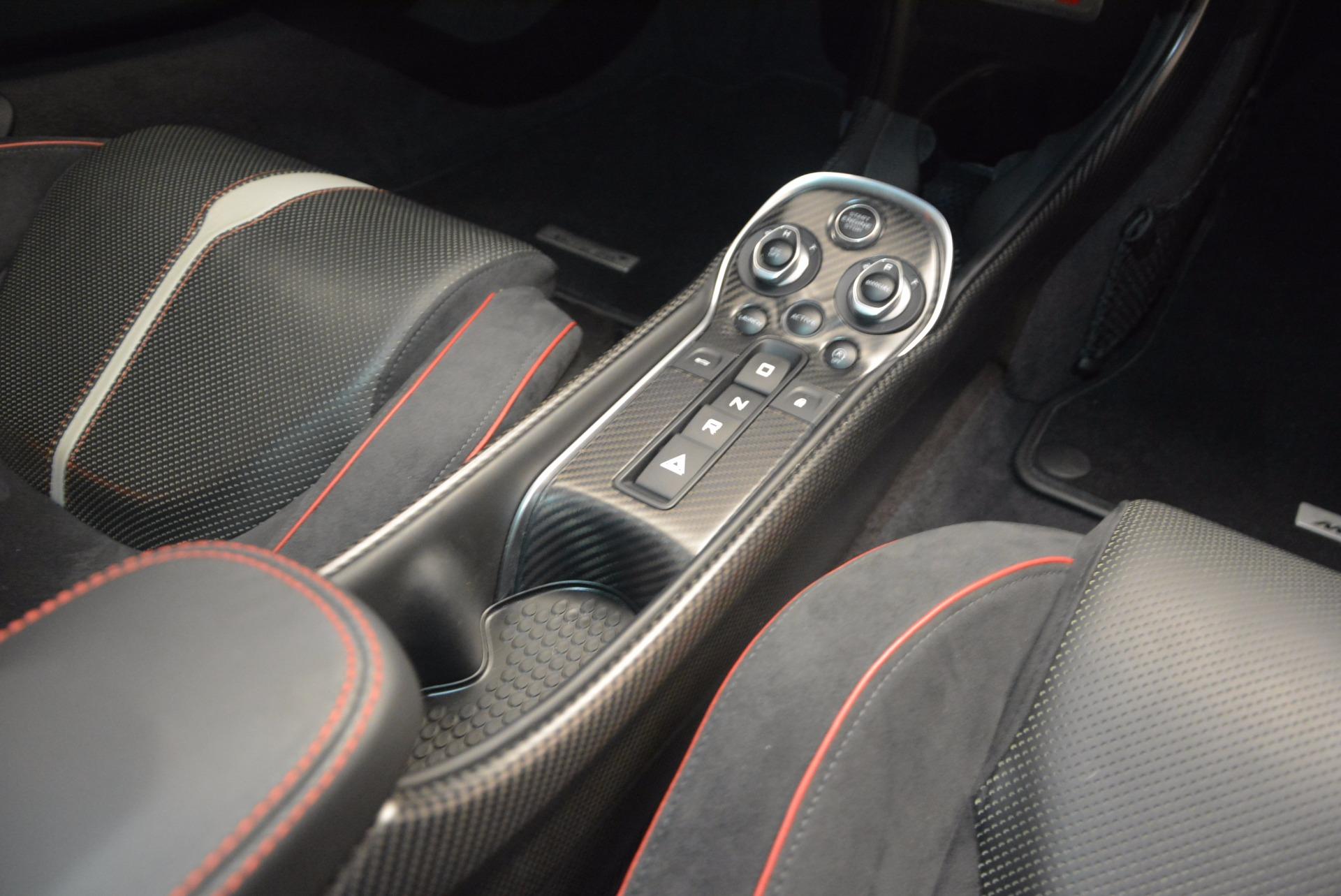 Used 2016 McLaren 570S  For Sale In Westport, CT 1645_p23