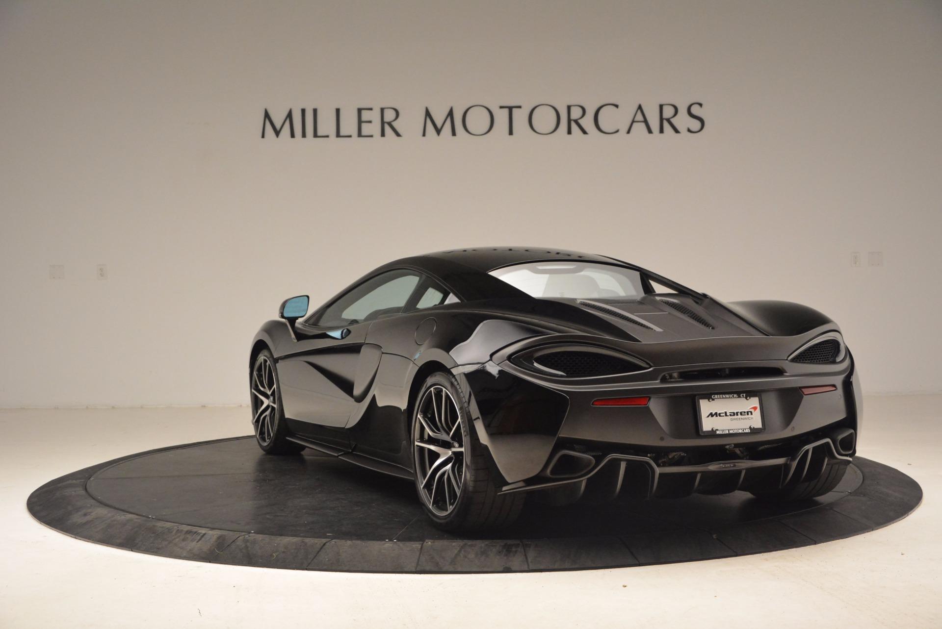Used 2016 McLaren 570S  For Sale In Westport, CT 1645_p5
