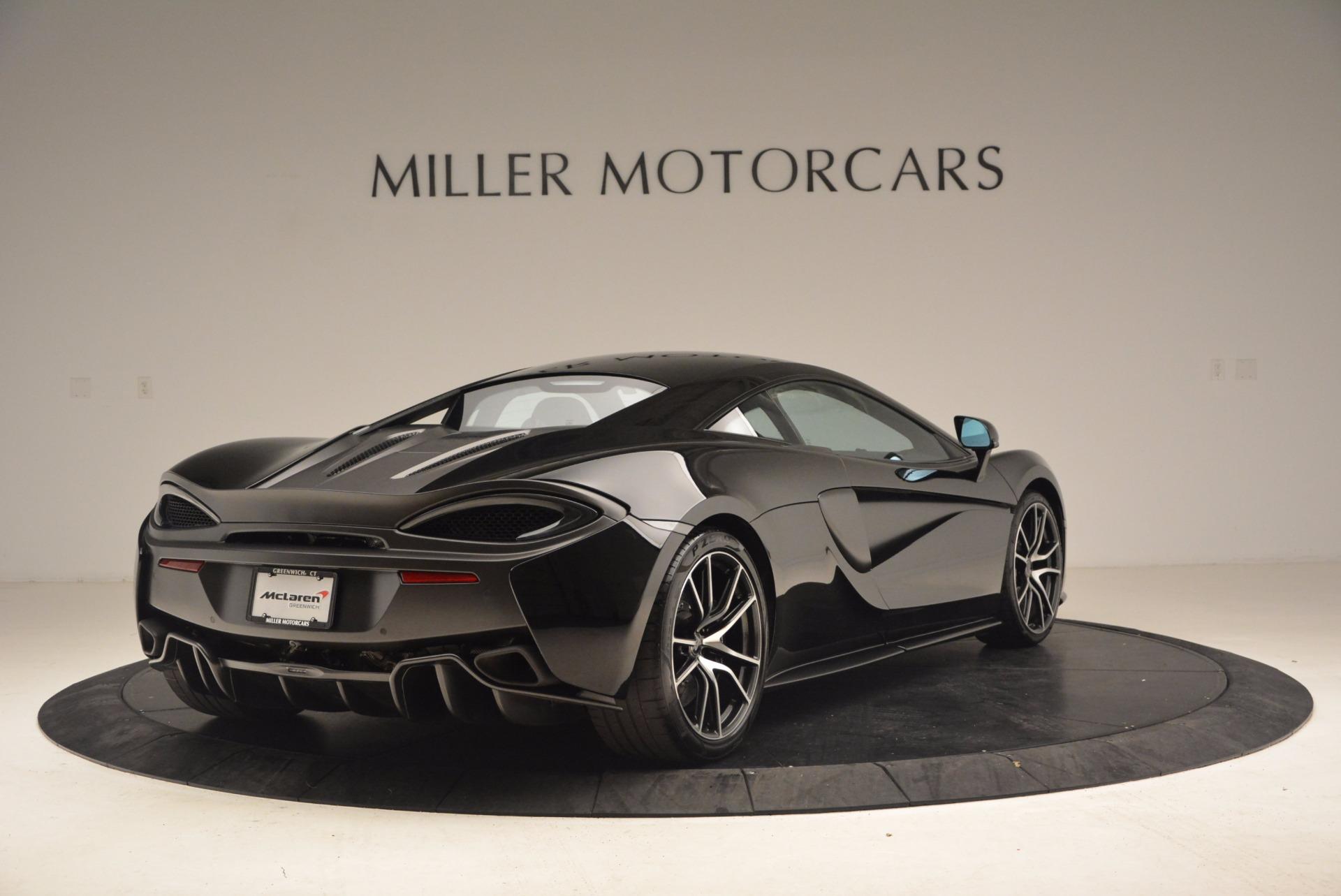Used 2016 McLaren 570S  For Sale In Westport, CT 1645_p7