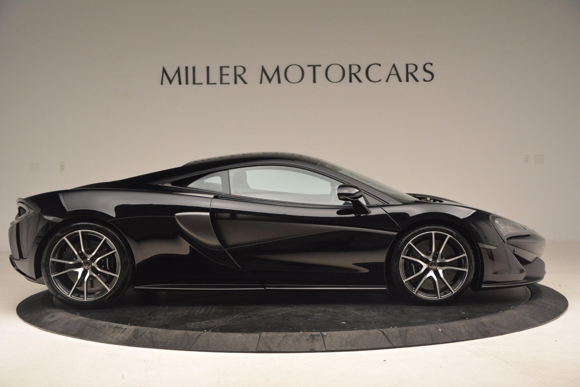 Used 2016 McLaren 570S  For Sale In Westport, CT 1645_p9