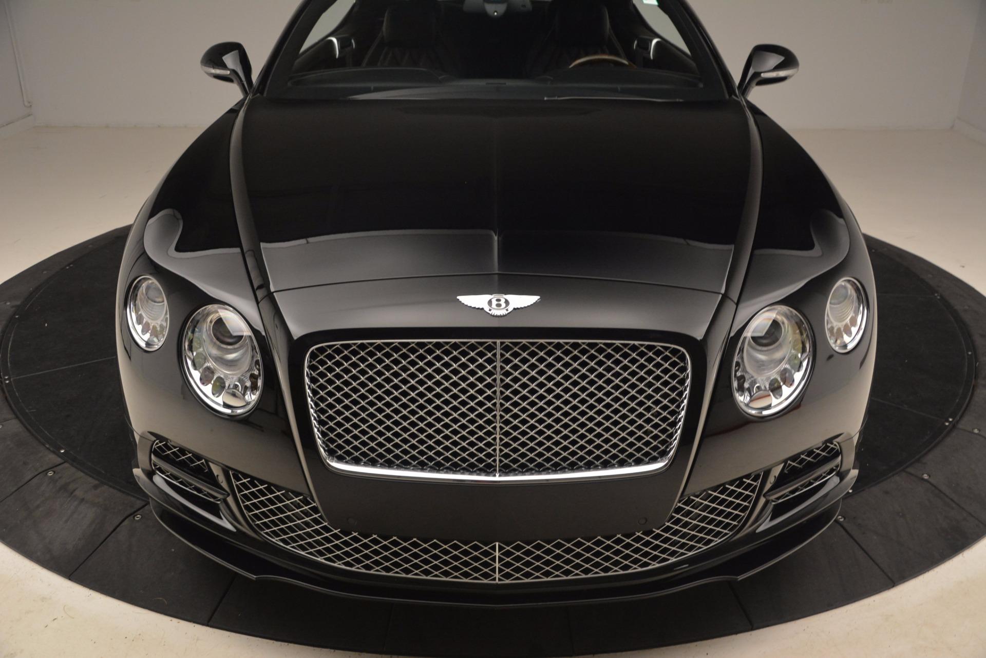 Used 2015 Bentley Continental GT Speed For Sale In Westport, CT 1646_p14