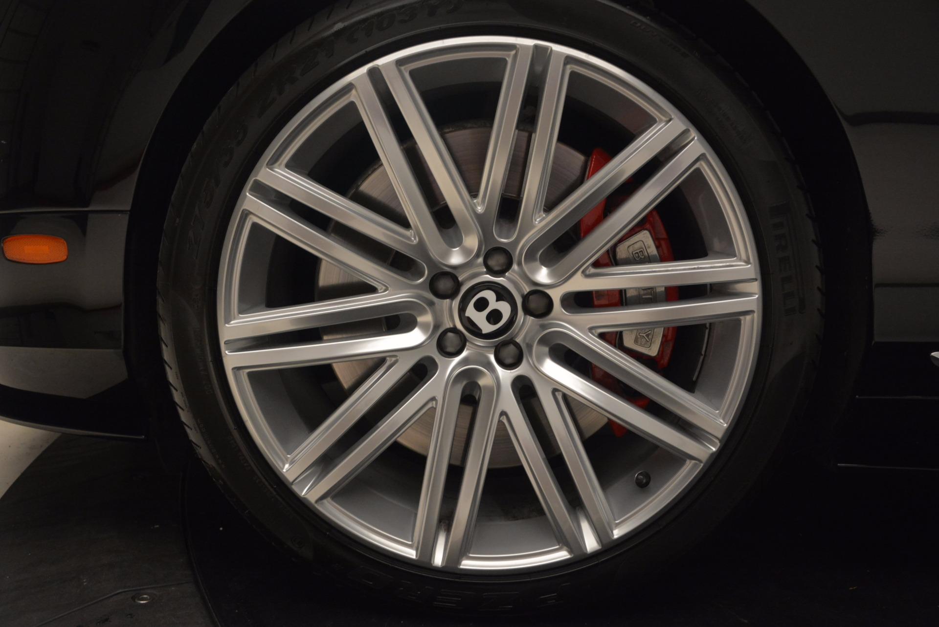 Used 2015 Bentley Continental GT Speed For Sale In Westport, CT 1646_p17