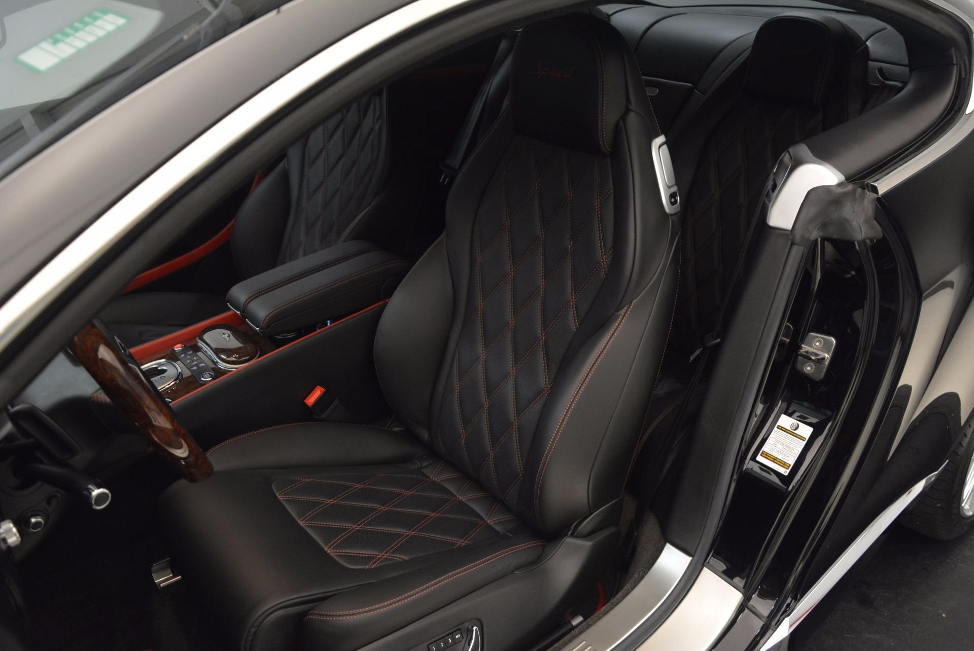 Used 2015 Bentley Continental GT Speed For Sale In Westport, CT 1646_p24