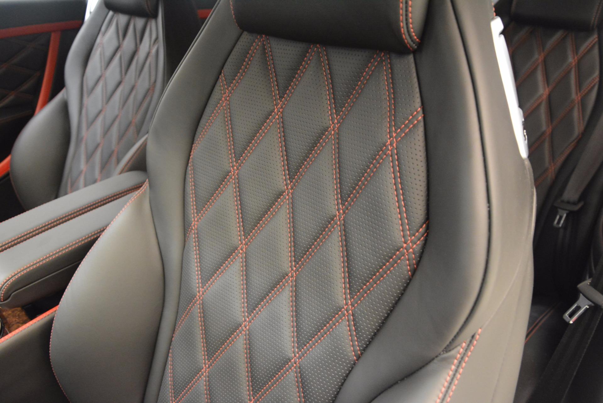 Used 2015 Bentley Continental GT Speed For Sale In Westport, CT 1646_p25