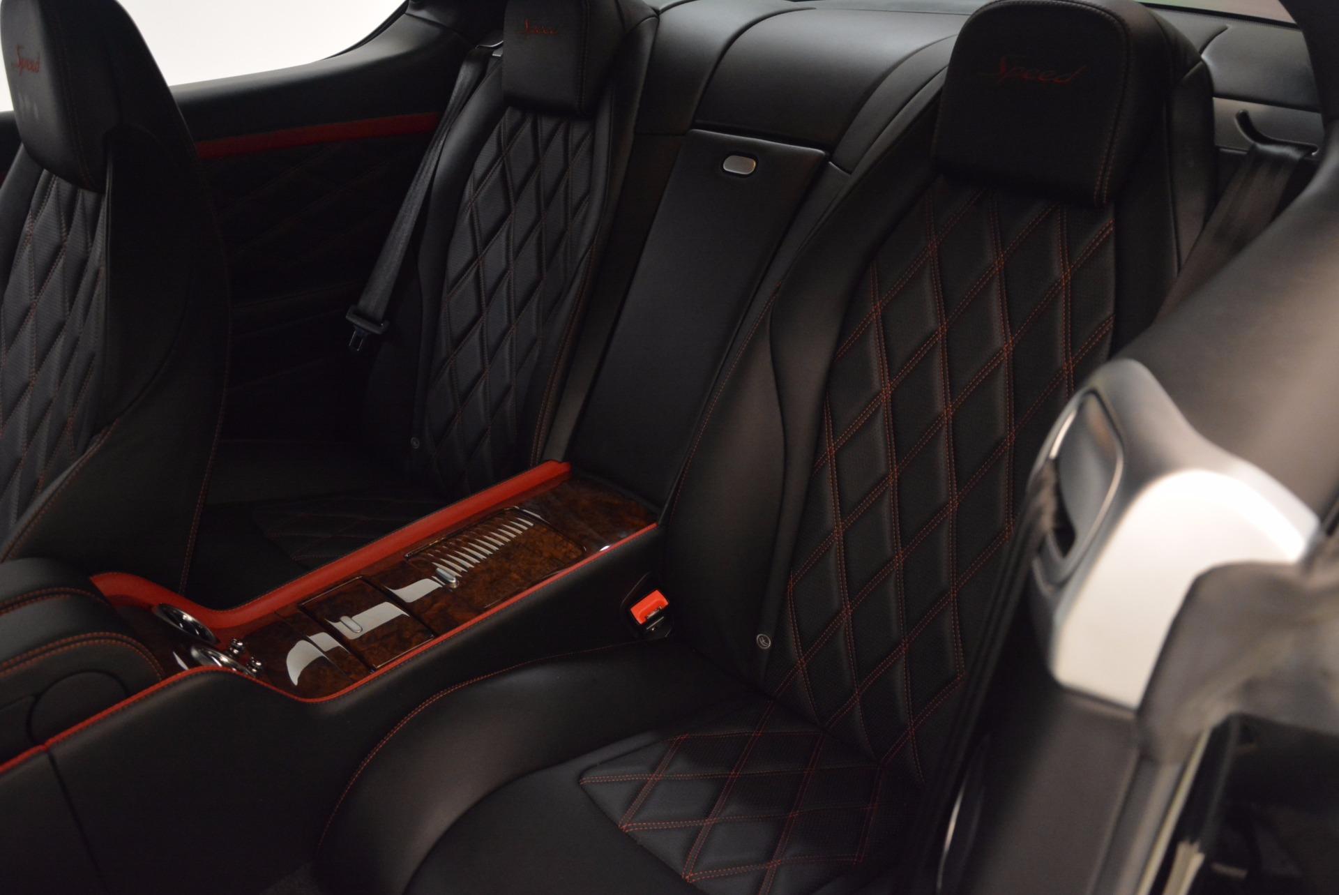 Used 2015 Bentley Continental GT Speed For Sale In Westport, CT 1646_p27