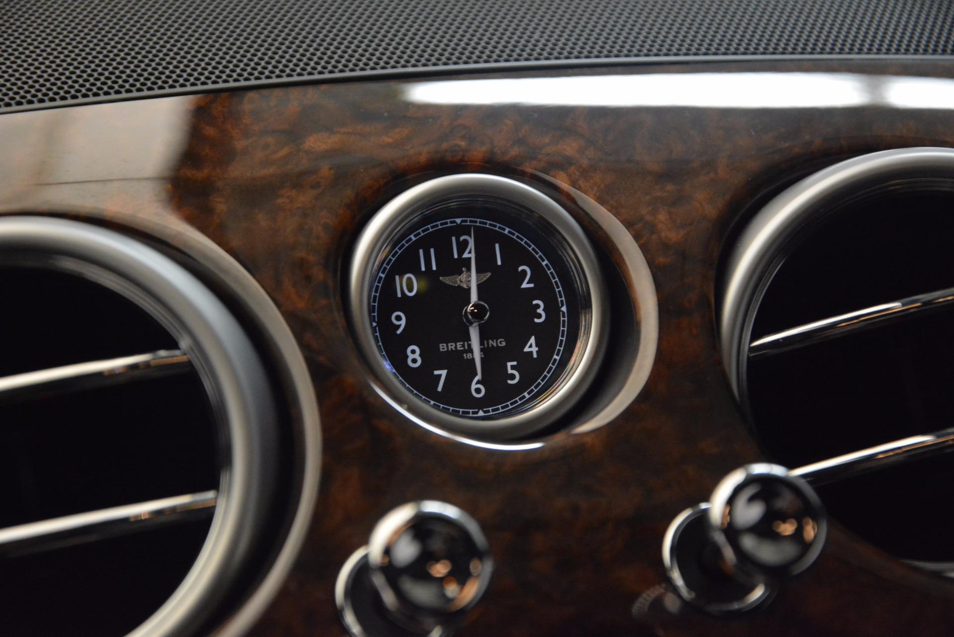 Used 2015 Bentley Continental GT Speed For Sale In Westport, CT 1646_p28