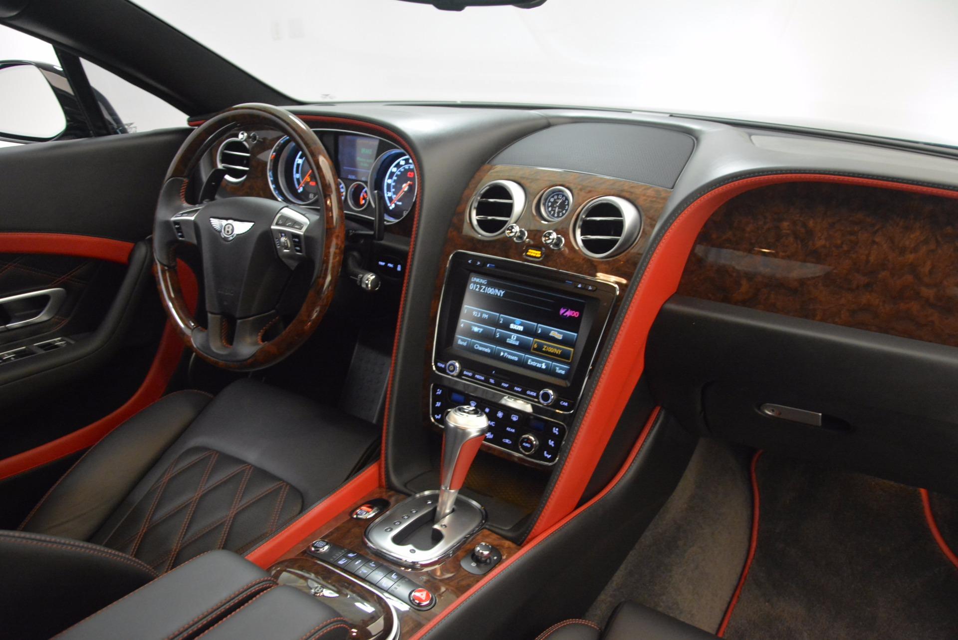 Used 2015 Bentley Continental GT Speed For Sale In Westport, CT 1646_p30
