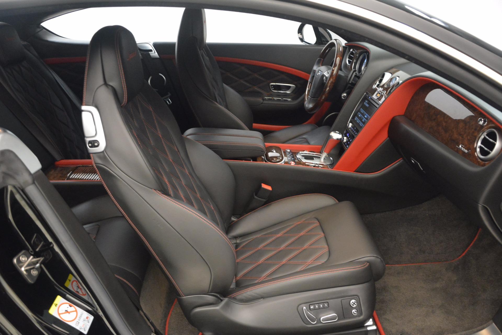 Used 2015 Bentley Continental GT Speed For Sale In Westport, CT 1646_p34