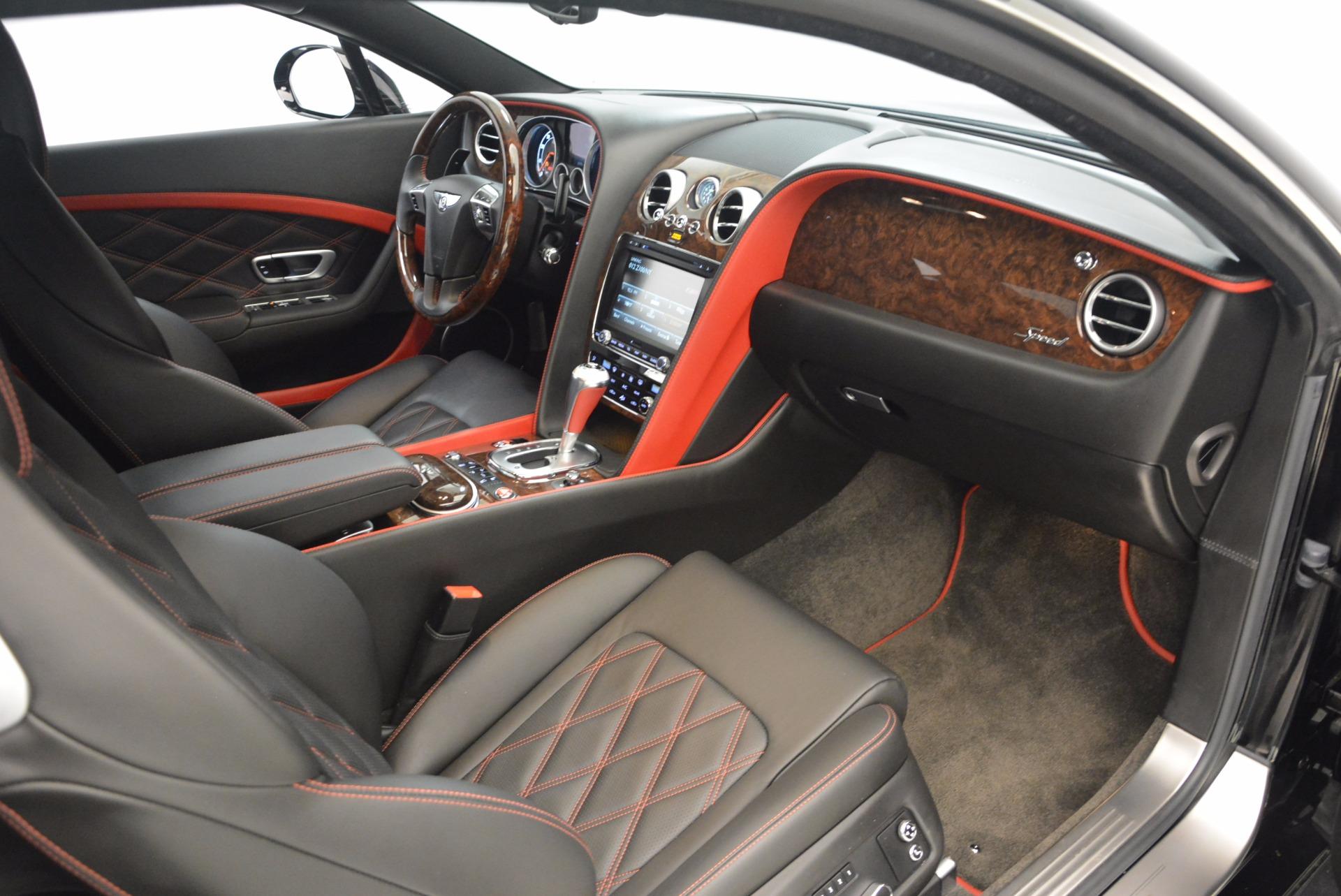 Used 2015 Bentley Continental GT Speed For Sale In Westport, CT 1646_p35