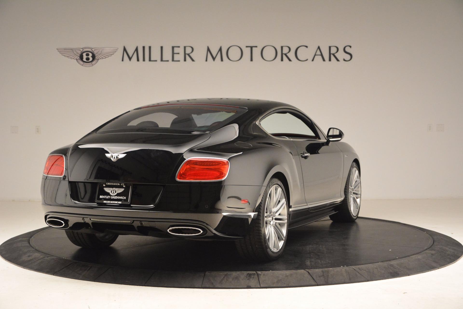 Used 2015 Bentley Continental GT Speed For Sale In Westport, CT 1646_p7