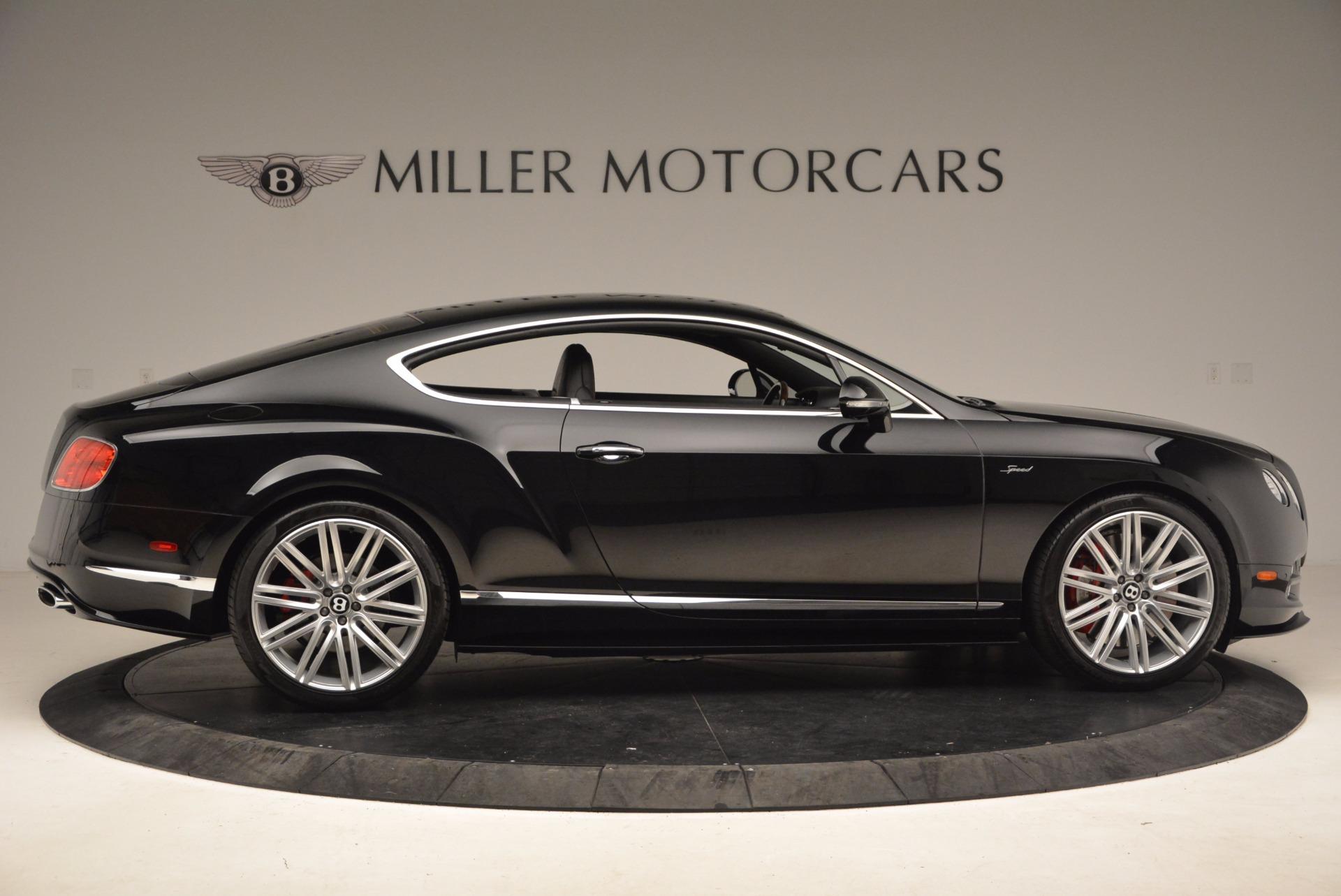 Used 2015 Bentley Continental GT Speed For Sale In Westport, CT 1646_p9