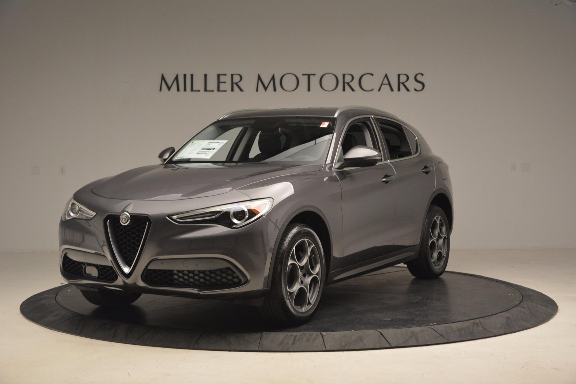 New 2018 Alfa Romeo Stelvio Q4 For Sale In Westport, CT 1648_main